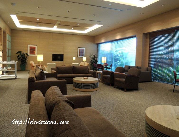 Ruang Tunggu VIP Complex Changi