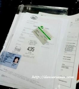 berkas kelengkapan pencairan dana Jamsostek