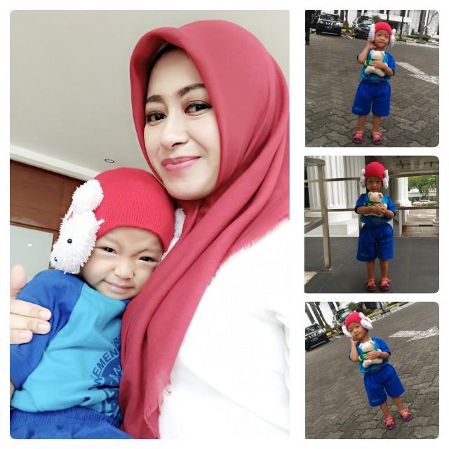 Alea dan Mama :D